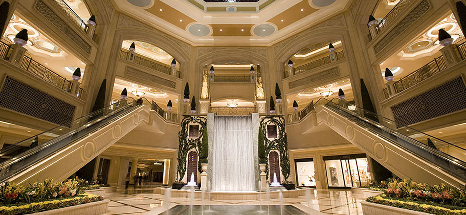 The Palazzo Resort Hotel & Casino