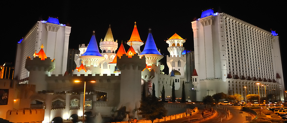 отель Excalibur Hotel and Casino